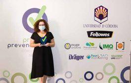 La consultora sevillana, EXYGE, ganadora de los Premios Prevencionar