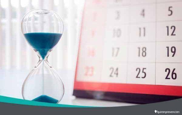 ¿Qué debo hacer para tener el control de mi tiempo?