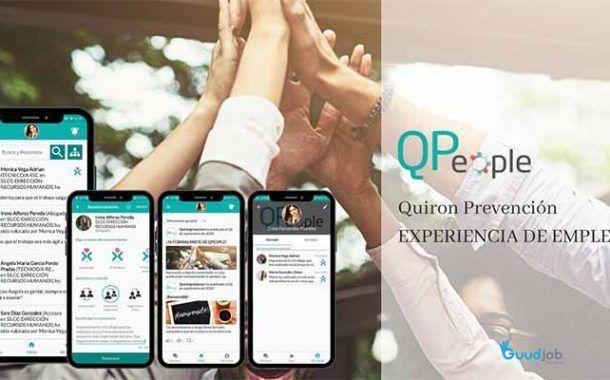 El proyecto de Experiencia de Empleado de Quirónprevención