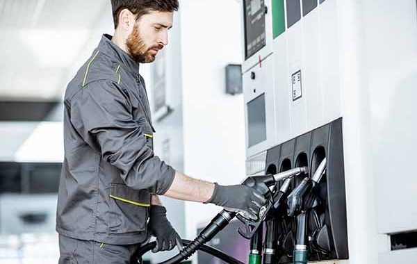 Exposición laboral a gasolina en las estaciones de servicio
