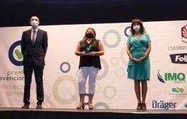 Laboratorios Quintón: Premio Prevencionar 2020