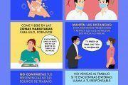 Tiempos de coronavirus: Higiene y Seguridad en tu Trabajo