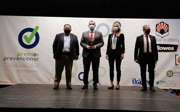 El proyecto de realidad virtual aplicada a la seguridad vial de umivale galardonado en los III Premios Prevencionar