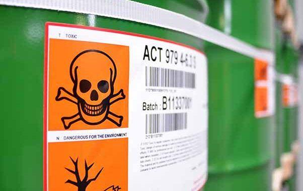 5 Claves para los envases empleados en el trasvase de productos químicos
