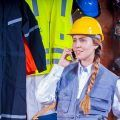 Avances de seguridad en la ropa de trabajo