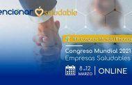Congreso Mundial Empresa Saludable - Últimos días de inscripción
