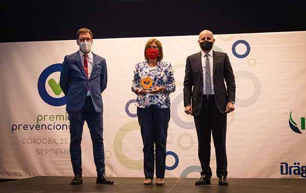 Cruz Roja Española (Comunidad de Madrid): Premio Prevencionar
