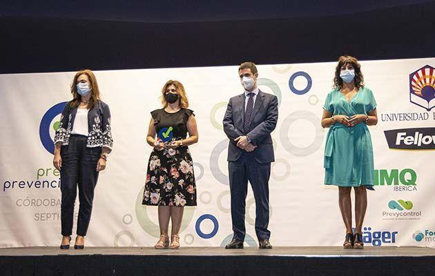 Fellowes: Premio Prevencionar 2020