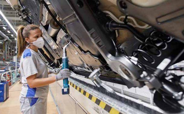 Volkswagen Navarra invierte 25,1 M€ en mejoras ergonómicas entre 2015 y 2020