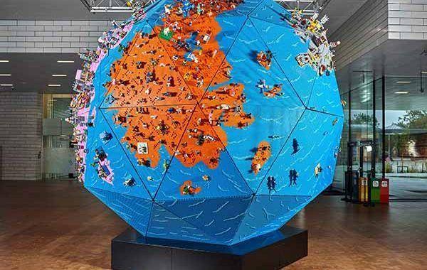La campaña de LEGO® 'Rebuild the World' muestra la creatividad de más de 430 niños y niñas durante el confinamiento