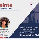 La construcción es un sector clave para la recuperación económica con una baja incidencia del COVID-19