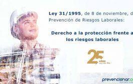 Ley de Prevención de Riesgos Laborales: Derecho a la protección frente a los riesgos laborales