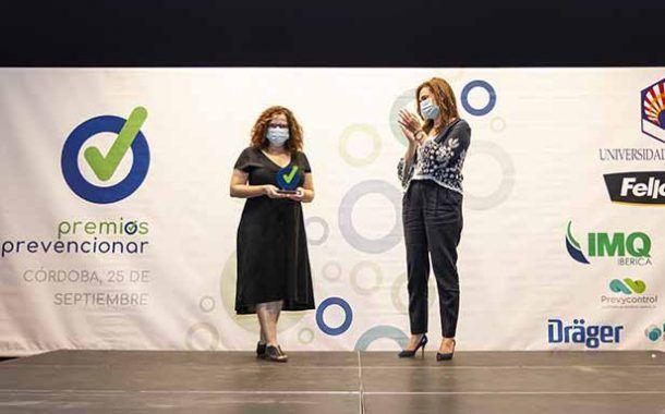 Exyge Consultores: Premio Prevencionar 2020