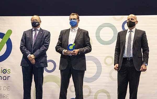 Preving Consultores: Premio Prevencionar 2020