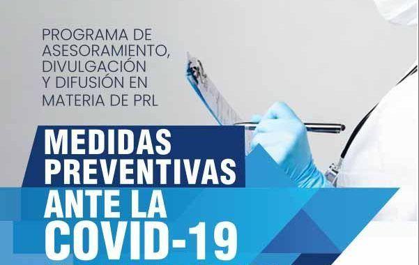 Programa de asesoramiento gratuito a empresas de Castilla-La Mancha en PRL y medidas preventivas ante la covid-19