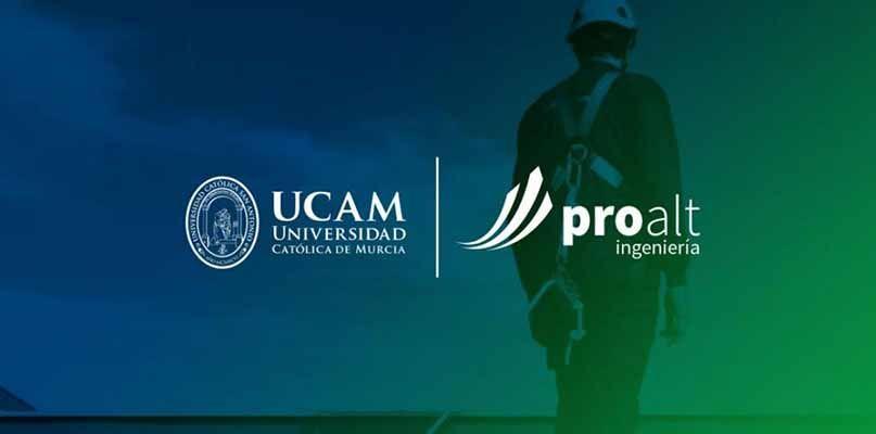 Cátedra de Prevención en Riesgos Laborales para Trabajos en Altura y Verticales