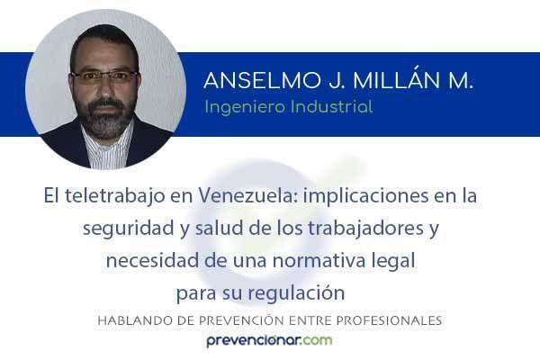 El teletrabajo en Venezuela
