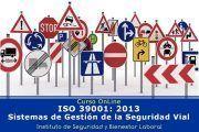 """Curso Online: ISO 39001 - """"Sistemas de Gestión de la Seguridad Vial"""""""