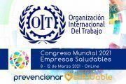 La Organización Internacional del Trabajo se suma al Congreso Mundial Prevencionar Saludable