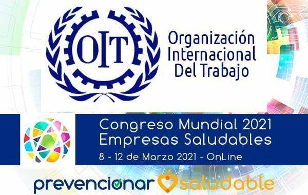La Organización Internacional del Trabajo se suma al Congreso Mundial de Empresas Saludables