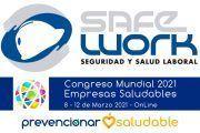Safe Work se suma al Congreso Mundial de Empresas Saludables