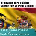 1ª Jornada Internacional de Prevención de Riesgos Laborales en Cuerpos de Seguridad