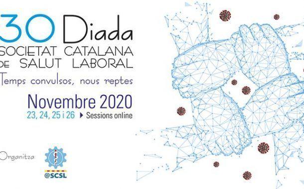 30 Diada de la @Societat Catalana de Salut Laboral #webinars