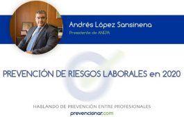 Prevención de Riesgos Laborales en 2020