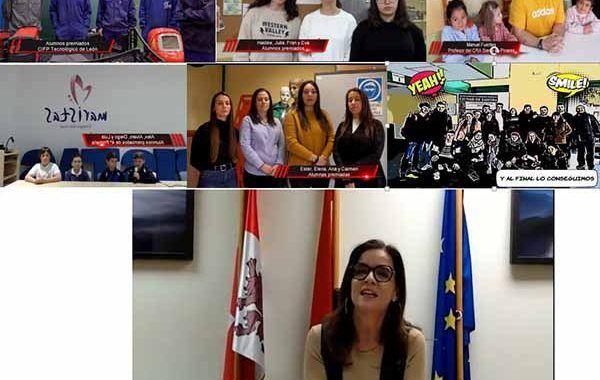 La JCyL premia la PRL en los colegios