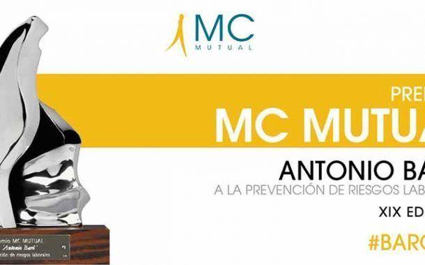 MC MUTUAL reconoce las mejores prácticas en prevención de sus empresas asociadas