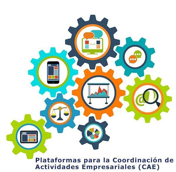 Plataformas para la Coordinación de Actividades Empresariales (CAE)