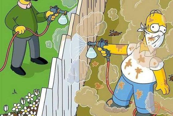 Los Simpsons llegan a Prevencionar (IV)