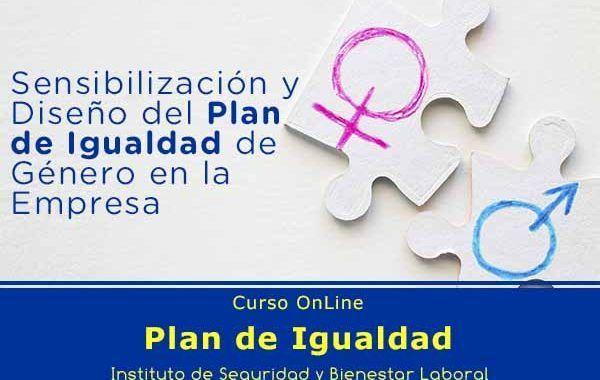 Curso OnLine: Plan de Igualdad de Género en la Empresa