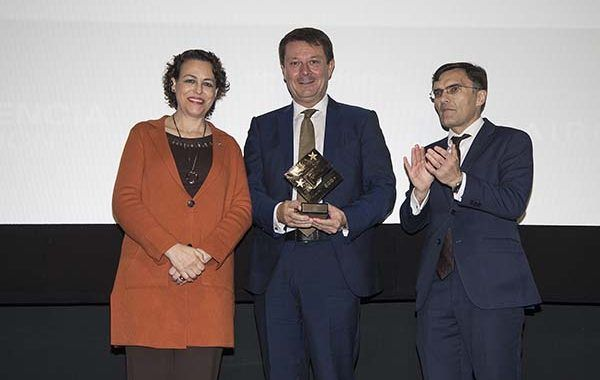 Umivale recibe el distintivo Embajador de Excelencia Europea por tercer año consecutivo