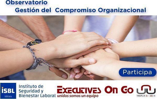 Observatorio del Compromiso Organizacional, tu opinión es importante