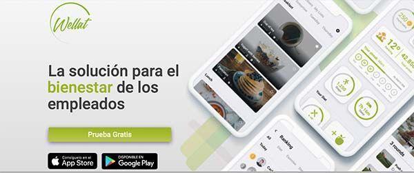 Wellat nueva app para fomentar el bienestar en las empresas