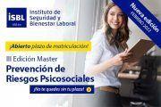 III Master en Prevención de Riesgos Psicosociales - Nueva Edición