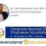 Congreso Mundial Empresas Saludables