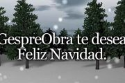 GespreObra te desea Feliz Navidad