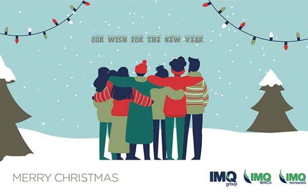 IMQ Ibérica les desea ¡Feliz Navidad!