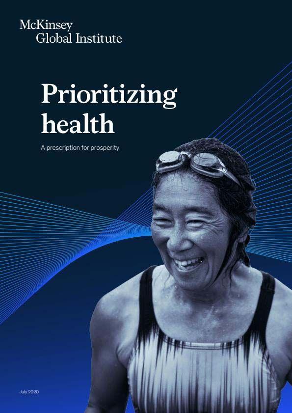 Priorizar la salud: una receta para la prosperidad