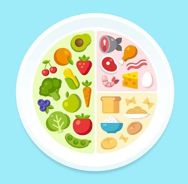 #SanosEnCasa: alimentación saludable