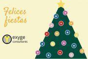 Exyge Consultores les desea Felices Fiestas