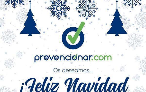 Prevencionar os desea Feliz #PreveNavidad2020