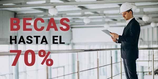 ✅ Especialízate en PRL con Becas hasta el 70%