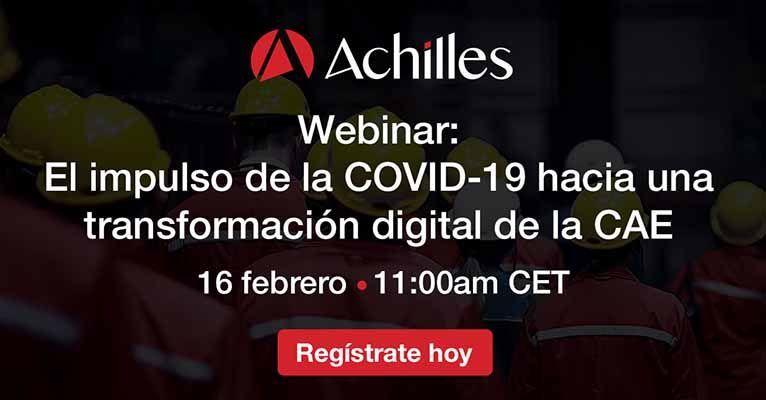 El impulso de la COVID-19 hacia una transformación digital de la CAE