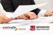 La Universidad Miguel Hernández y Umivale colaborarán en materia de educación e investigación