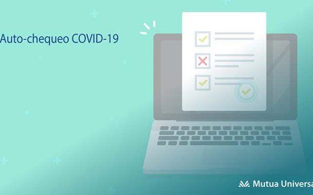 Herramienta de auto-chequeo ante la COVID-19 en espacios de trabajo