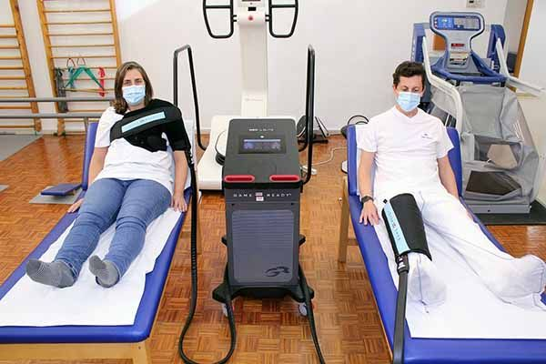 Terapia multimodal para la rehabilitación ortopédica