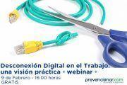 Desconexión Digital en el Trabajo: una visión práctica #webinar